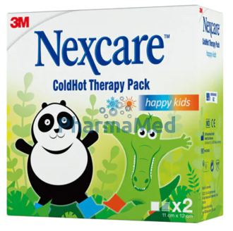 Image de 3M NEXCARE COLDHOT THERAPY PACK 2 DESIGNS 11cmx12cm