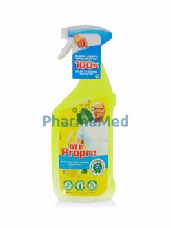 Image de MR PROPRE Spray citron multi-usages - 750ml