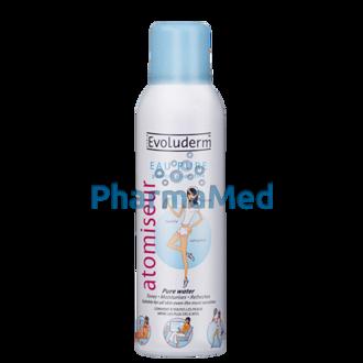 Image de EVOLUDERM Spray Pure water atomiseur - 400ml