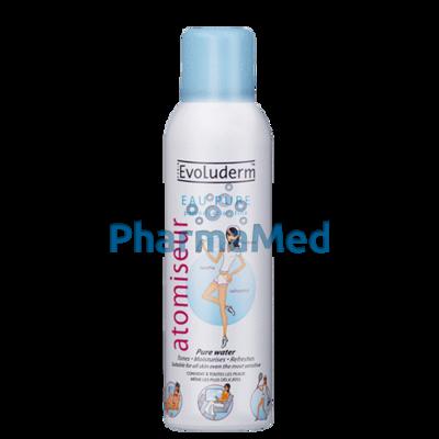 Image sur EVOLUDERM Spray Pure water atomiseur - 400ml