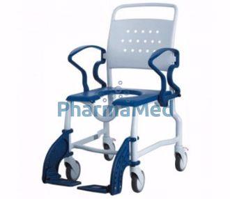 Image de Chaise de douche à roulettes REBOTEC BONN