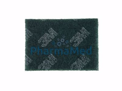 Image sur RECURAL abrasif vert 3M - 15x22cm - 1pc