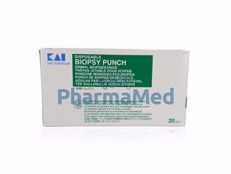 Image de Biopsy Punch kai 6mm - 1pc