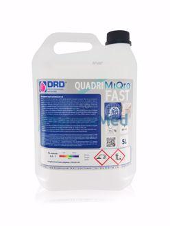 Image de DRD Quadri MiQro Fast désinfectant - 5L