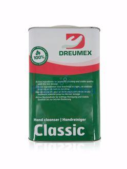 Image de DREUMEX gel mains + microbilles rouge - 4.5L