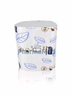 Image de Papier hygiénique bulk - 2plis - 11x21xm - 30x252pc