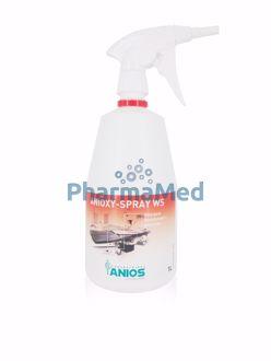 Image de Anios ANIOXY-SPRAY WS désinfectant surfaces - 1L