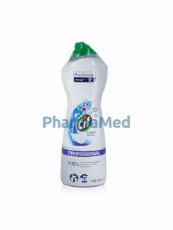 Image de CIF  Cream Regular - crème à récurer - 750ml