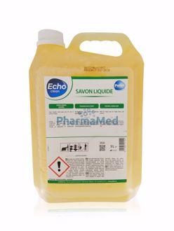 Image de ECHOCLEAN savon liquide à l'huile de lin - 5L
