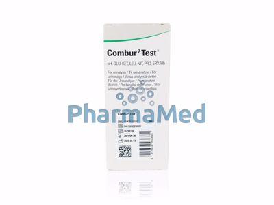 Image sur Combur test 7 - 100 bandelettes