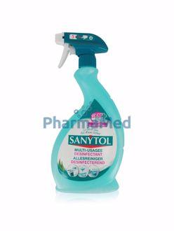 Image de SANYTOL Désinfectant multi usage vapo - 500ml