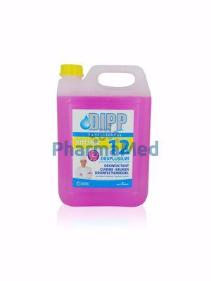 Image sur DIPP 12 Desplusion désinfectant surfaces - 5L