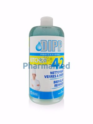 Image sur DIPP 42  nettoyant verres à bières - 1L