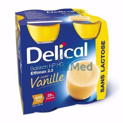 Image sur Delical Effimax 2.0 chocolat .......(4x200ml)