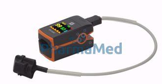 Image de Oxymètre de pouls PC-60E avec capteur pédiatrique