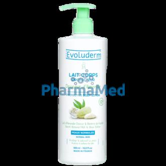 Image de EVOLUDERM Body lotion douceur amande - 500ML