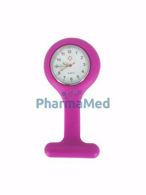 Image sur Montre infirmière Anti-choc - Violet