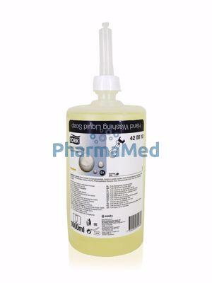 Image sur TORK savon liquide mains transparent - 1L