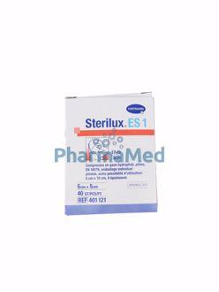 Image de Compresses gaze Stériles STERILUX
