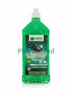Image de LE VRAI detergent vaisselle - pin des landes - 1L