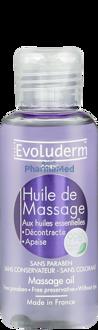 Image de Evoluderm Huile de massage Lavande…..…(100ml)
