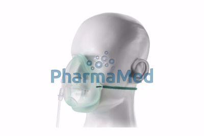 Image sur Masque Intersurgical EcoLite™ oxygène adulte avec tuyau 2