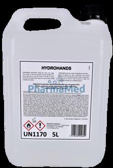 Image de HYDROHANDS gel hydro-Alcoolique - 5L