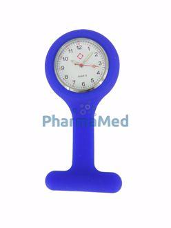 Image de Montre infirmière Anti-choc - bleue