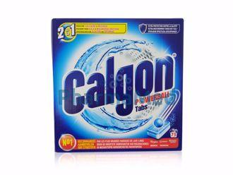 Image de CALGON tablets lave linge 2en1 - 4x75p