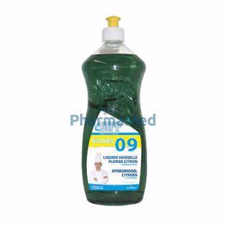 Image de DIPP 09 liquide vaisselle citron - 750ml