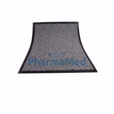 Image sur Tapis anti poussière 60x40cm - gris